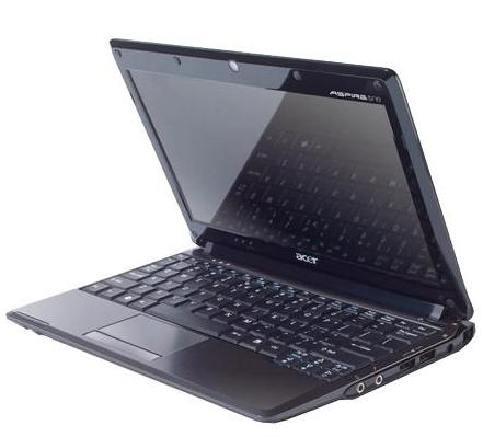 Acer Aspire one 531 schwarz