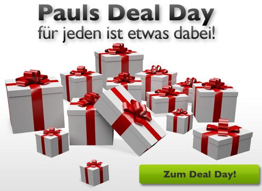 Pauls Deal Day