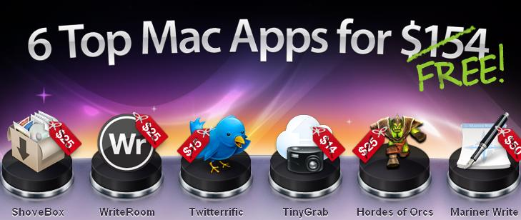 Mac Apps for free