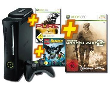 Xbox 360 Elite 120 GB Holiday Bundle