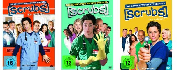 Scrubs staffeln