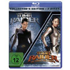 Tomb Raider 1+2 [Blu-ray]