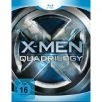 X-Men - Quadrilogy [Blu-ray]