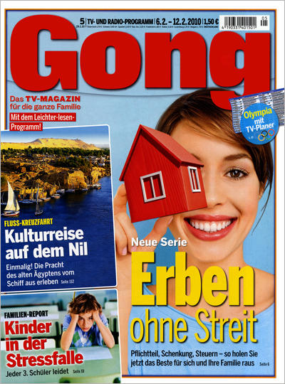 Gong Coverr