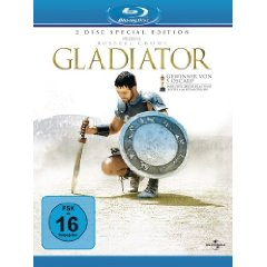 Gladiator (Extended Edition) [Blu-ray]