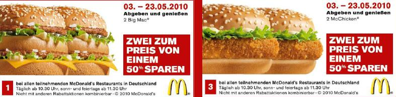 burger king gutscheine august. Black Bedroom Furniture Sets. Home Design Ideas