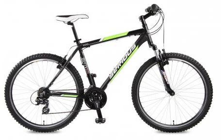 Citydeal 200e Fahrrad De Gutschein Serious Rockville Mountainbike Fur 119e on mountain bike