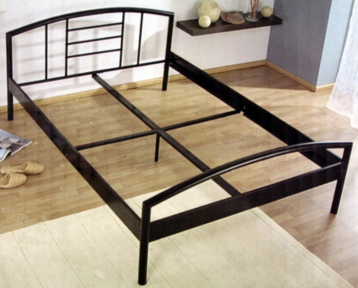 metallbett schwarz 140x200 stunning large size of bettenlager himmelbett sandra tolles dnisches. Black Bedroom Furniture Sets. Home Design Ideas