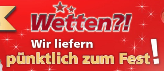 Neckermann wetten aktion