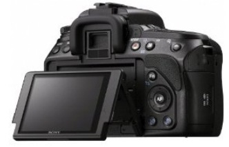 Sony DSLR A580L SLR Digitalkamera