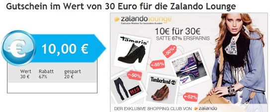 in der zalando lounge f r 40 einkaufen und dank. Black Bedroom Furniture Sets. Home Design Ideas