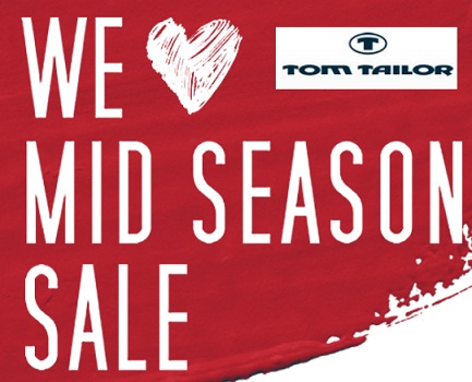 mid sale tom tailor