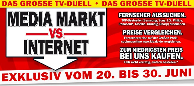 Media Markt TV Duell