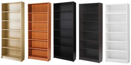 ikea wandregal billy. Black Bedroom Furniture Sets. Home Design Ideas