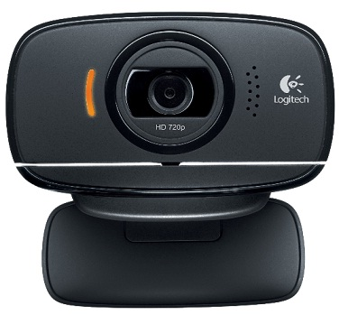 Logitech C510 USB HD Webcam