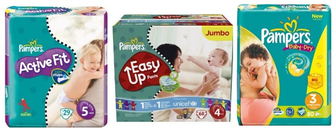 bei pampers anmelden