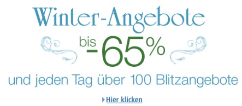 amazon winterangebote