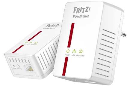 AVM FRITZ Powerline 500E