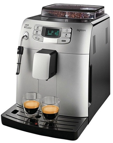Philips Saeco Kaffeevollautomat Intelia Class HD8752