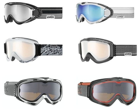 Alpina Uvex Skibrille Winter