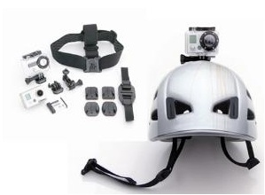 GoPro Sportvideo Kamera HD Set 3660 000 Aktionkamera Camera
