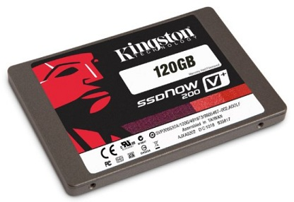 SSD Festplatte kingston