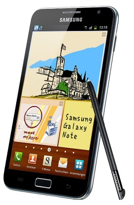 Samsung Galaxy Note N70001