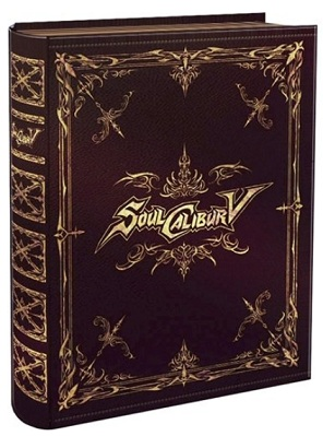SoulCalibur V box