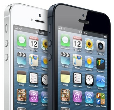 Apple iPhone 5 16GB sehr guenstig