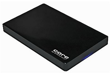 CNMEMORY 25 500 GB USB 3.0 Core Black