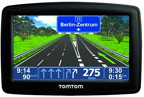 TomTom Start XL Europe Traffic Navigationsgerät