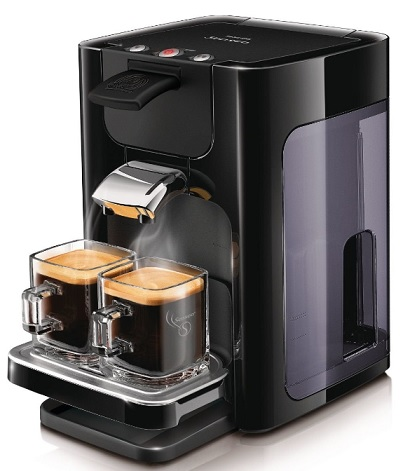 Philips HD786060 Senseo Quadrante Kaffeepadmaschine