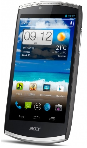 ACER CLOUDMOBILE S500 ANDROID SMARTPHONE TOUCHSCREEN