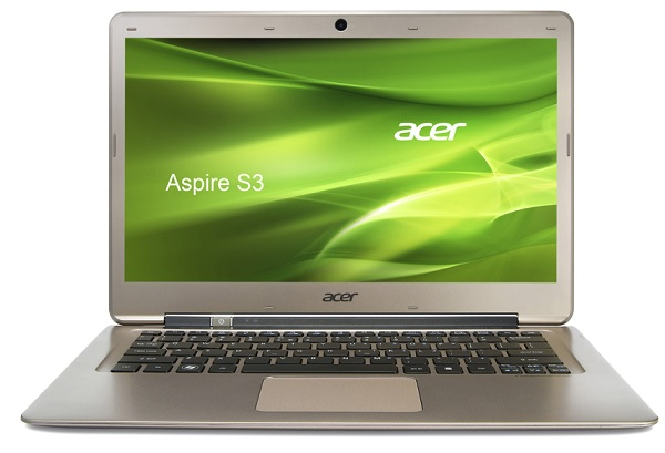 Acer Aspire S3 391 73514G12add Ultrabook