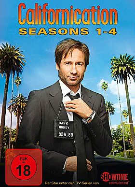 Californication – Staffel 1 4 Media Markt Exklusiv