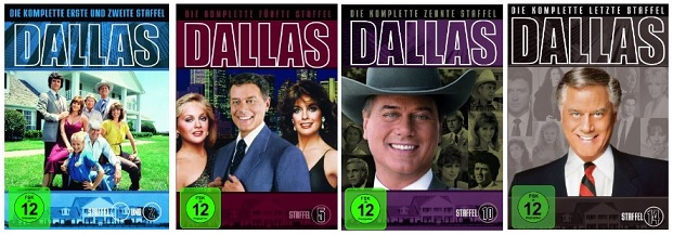 Dallas staffeln