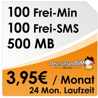 DeutschlandSIM Amazon