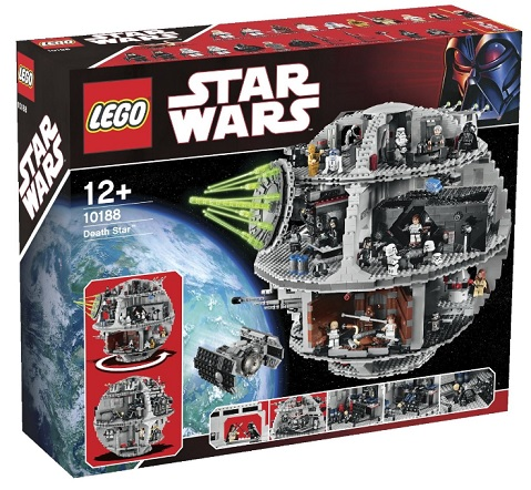 LEGO Star Wars 10188 – Death Star