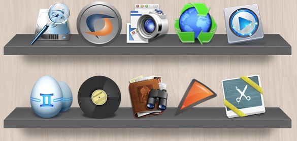 Mac Bundle mit 10 Apps
