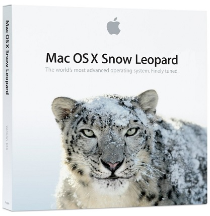 Mac OS X Snow Leopard Server