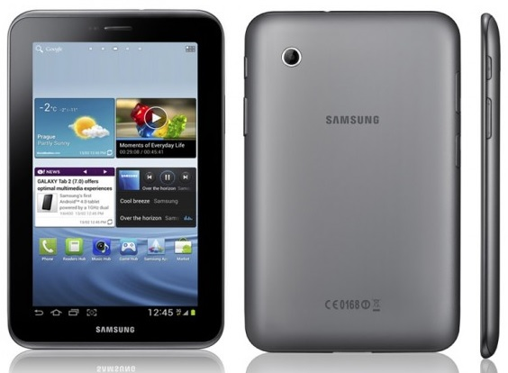 Samsung Galaxy Tab 2 7.0 8GB WiFi