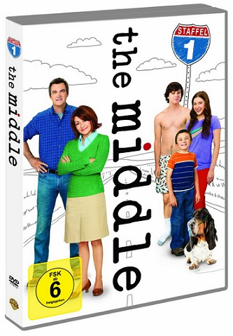 The Middle Die komplette 1. Staffel