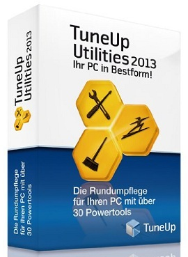 Tuneup Tune up Utilities 2013 Vollversion PC