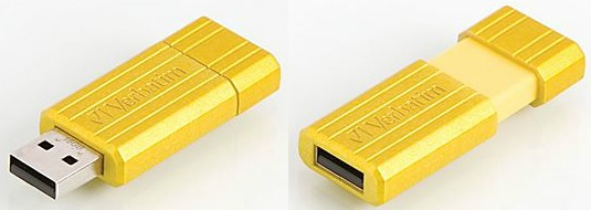 Verbatim Store n Go Pin Stripe 16GB USB 2.0