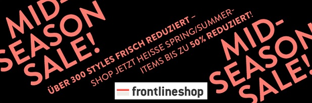 frontlineshop sale