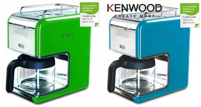 kenwood filter kaffeemaschine cm023