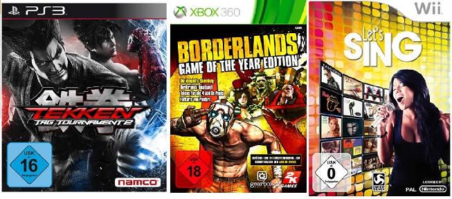 3 games fuer 49 euro