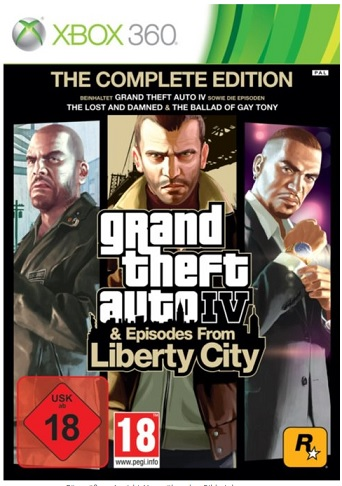 GTA 4 - Grand Theft Auto IV - Complete