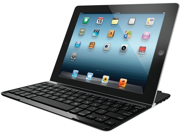 Logitech Ultrathin Keyboard Cover Bluetooth-Tastatur
