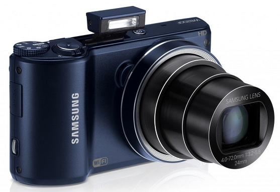 Samsung WB200F Smart-Digitalkamera